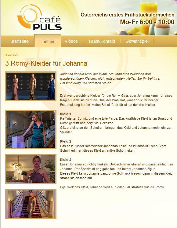 Puls4.com, 14.4.2010