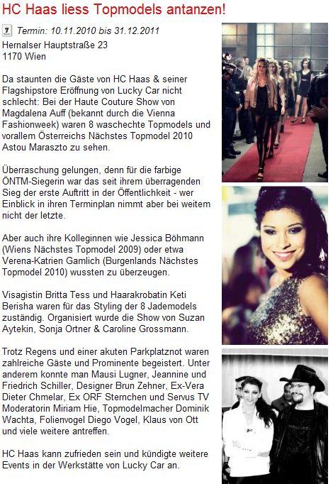 Bezirksblatt, 11.11.2010