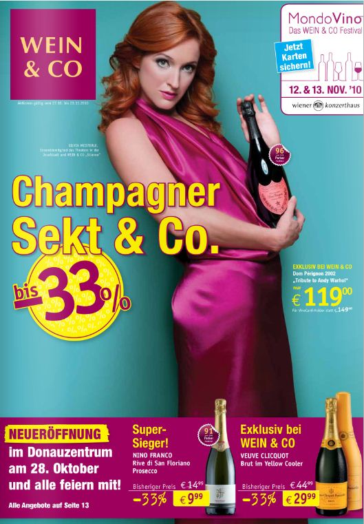 WEIN&CO Magazin, November 2010