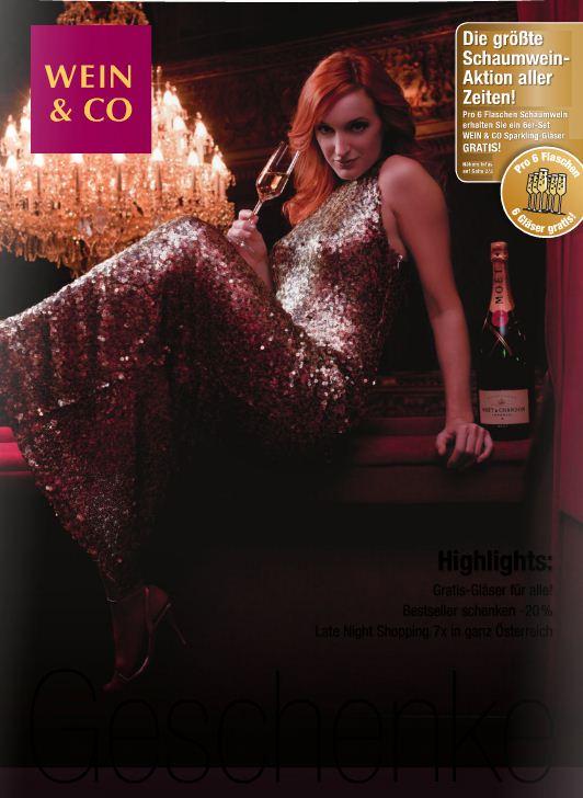 WEIN&CO Magazin, Dezember 2010