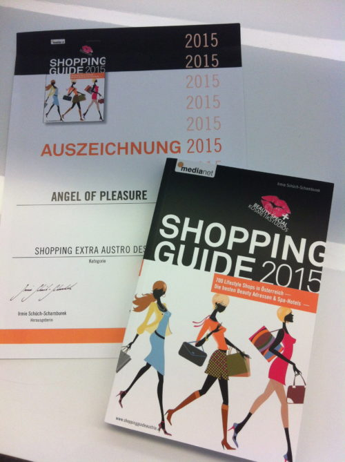 Shopping Guide 2015