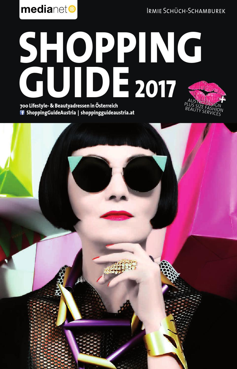 Shopping Guide 2017