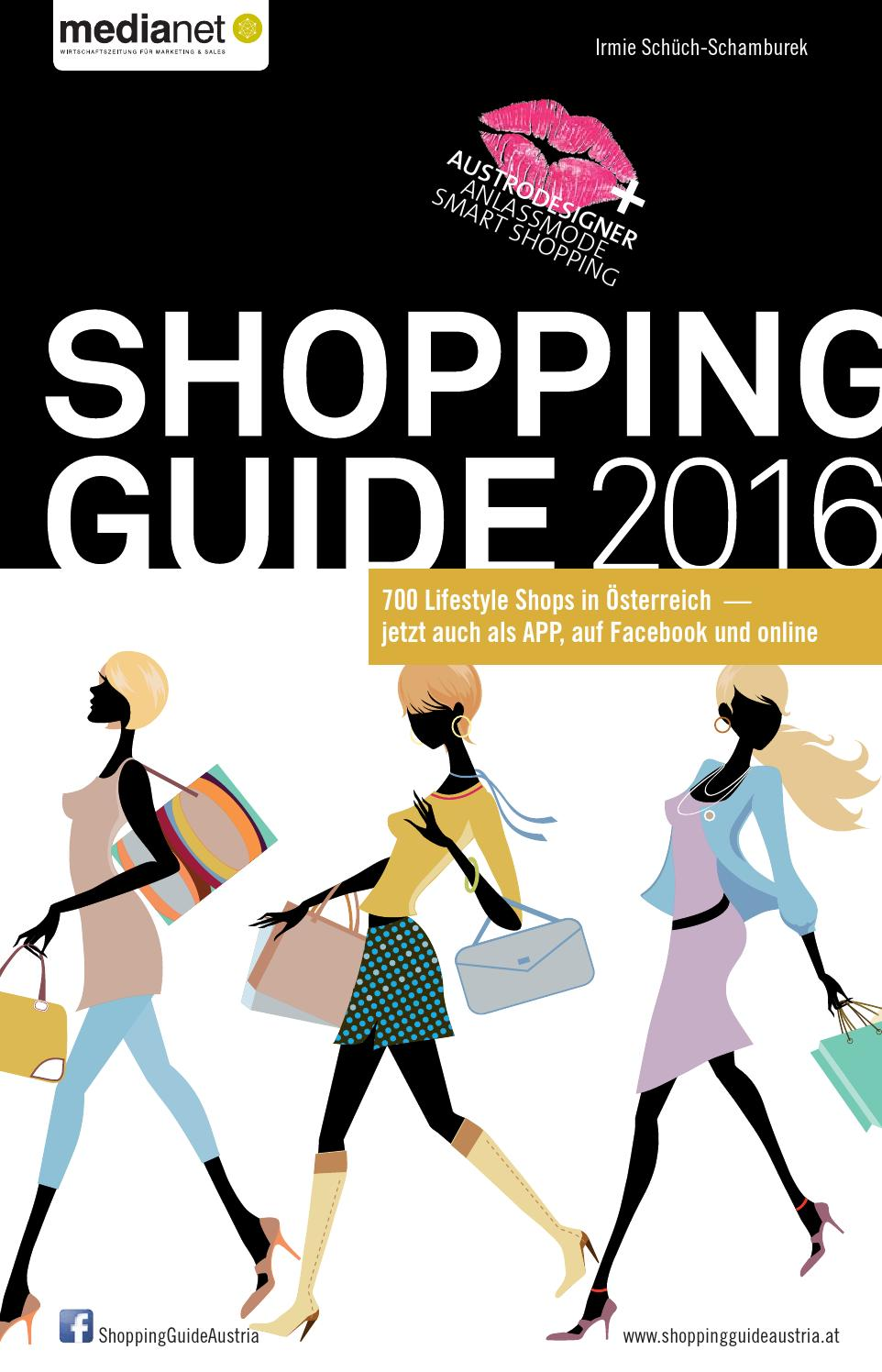 Shopping Guide 2016