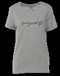 AoP T-Shirt grau VT